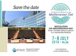 Dieta mediterranea, a Milano il primo summit mondiale
