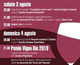 Pioppi, due serate per omaggiare i vini campani
