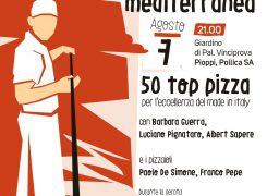 """Al Festival appuntamento con """"La pizza per la Dieta mediterranea"""""""