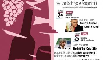 Premio Vigna Bio 2018, al Festival la rassegna sui vini campani