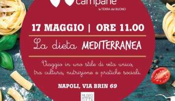 La Dieta mediterranea sbarca a Napoli
