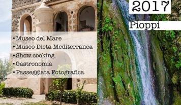 I Borghi della Dieta Mediterranea, il 23 luglio escursione a Pioppi e al Museo