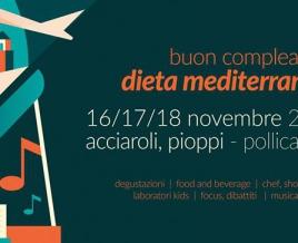 """A Pollica torna """"Buon compleanno, dieta mediterranea!"""""""