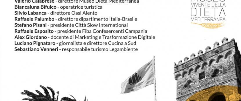 """""""Turismo in Campania. Quale futuro dopo la pandemia?"""" Live talk on Facebook"""
